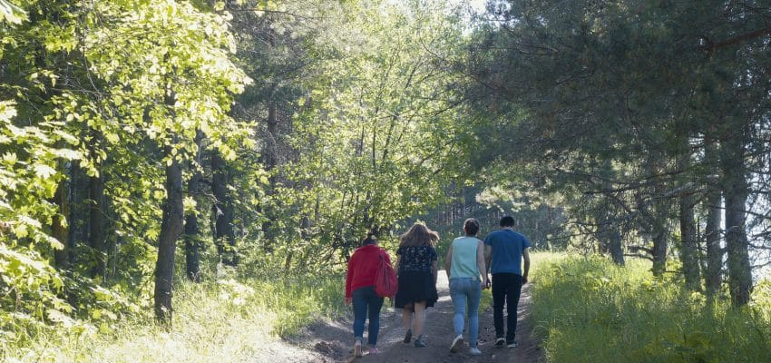 Walk and Talk – Netwalking with Annie Page