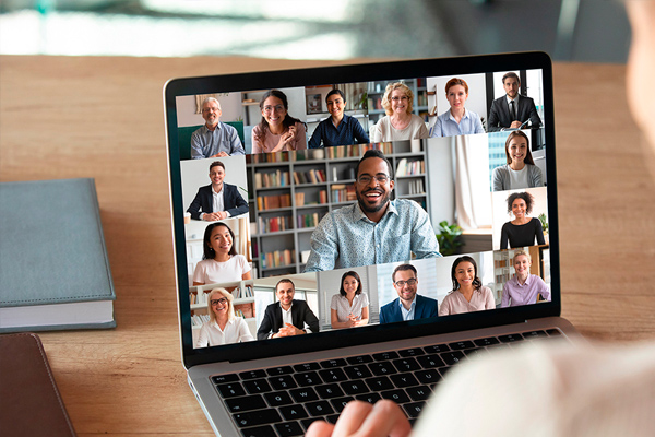 Top tips for making the most of your Zoom networking